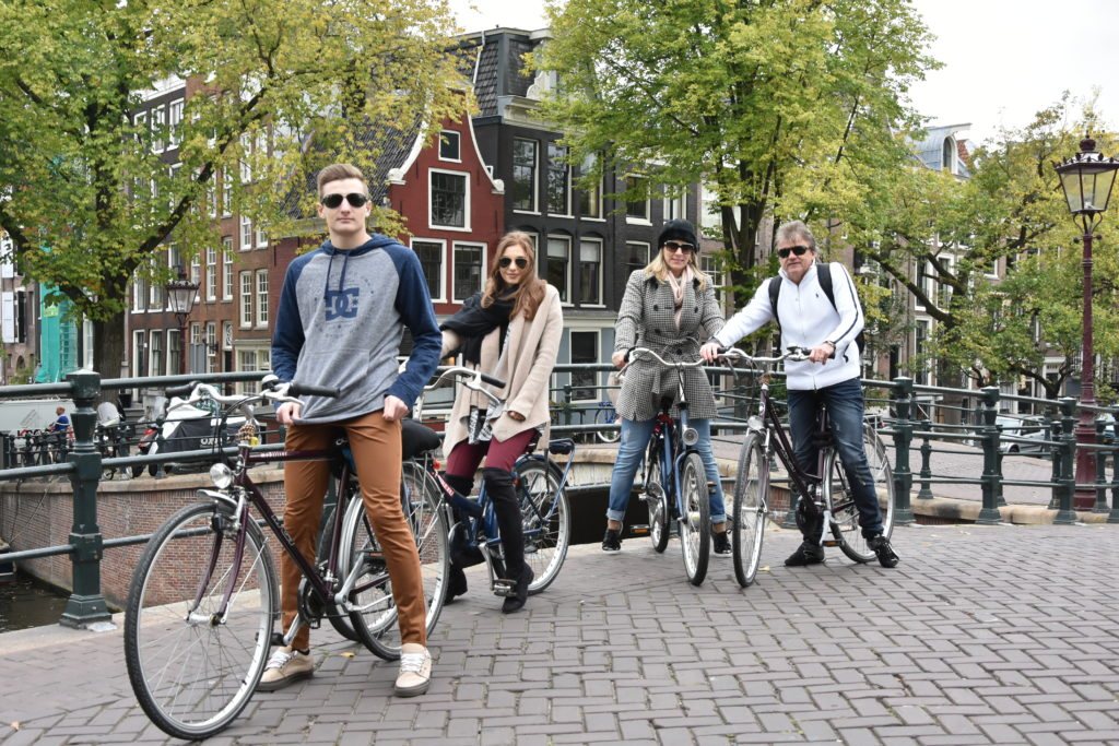 Familia biketour