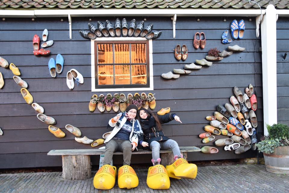 AmstedamTurComDiana - Conheça Amsterdã com Lauddi, sua guia de turismo brasileira na Holanda.